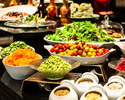 <Weekday> Lunch Buffet with All-you-can-drink soft drinks