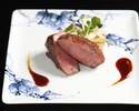 (KOBE beef) Kisaragi course