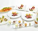 【12月】山形県産米沢牛と三浦産有機野菜の極上ステーキコース(2時間飲み放題なし)