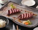 【ディナー】神戸牛と黒毛和牛 A5等級食べ比べコース