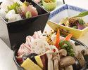 金沢食楽オールコミコミプラン6,000円