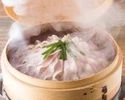 Awamori Steamed Agu pork with Okinawa Salad buffet【10ppl~】