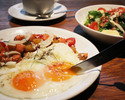 【Weekday Breakfast】Table Seatings