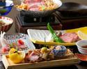贅沢懐石コース(魚)