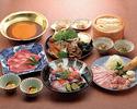 おうどんのお鍋(5,500円)+飲み放題 6,800円