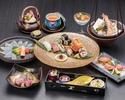 【冬の特別ディナー】「寒凪(かんなぎ)」7,000円(お料理のみ)