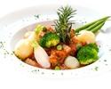 【ディナー】ムニュ・ディネ Menu Diner ¥3800(総額¥4,180)