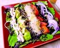 【スペシャルランチプラン】秋の味覚を楽しむ♪ハワイアン前菜~トップサーロインステーキ、特製パスタ、更に選べるアサイーボウルのついたご褒美ランチプラン 全7品
