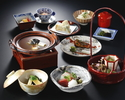 京風会席料理 『須磨~すま~』 22,000円(税込)
