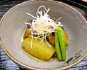 "[Lunch only]Kyoto-style Kaiseki ""Fujibakama"" 11,000JPY"