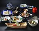 "Kyoto-style Kaiseki ""Oborozukiyo"" 16,500JPY"