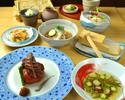 そばと季節料理の【僖蕎】コース