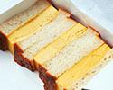 「厚焼きたまごサンドイッチ」 ※16時以降の受取り