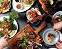 2h飲み放題付◎自慢の無農薬野菜とお肉をしっかり楽しもう!