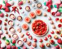 ● Weekday  Strawberry Sensations - Season of Love Sweets Buffet  (65 years old and over)  @3300