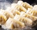 Pan Fried Dumplings, Meat (frozen 3 pieces)
