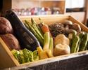 楓-Kaede-こだわり野菜を中心としたコース 5.500円
