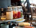 ●【Weekdays】Lunch Buffet (Senior Citizens/65+yrs) 3,300yen