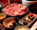 Sukiyaki Course Ume(Standard Beef)