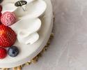 ストロベリーショートケーキ 12cm 3,000円