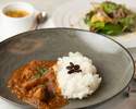 平日1日10食限定 100周年記念カレー 100Anniversary Curry