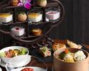 【ランチ人気No1】香港茶棚飾りデザート付き飲茶ランチ ¥2500   【11:30~、13:15~の2部制】