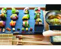 手織り寿し (1〜6名様)
