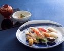 【Sushi Sushiman】 AZIWAI course