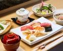 【鮨 すし萬】【ご昼食・ご夕食】料理長おすすめコース