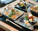 "【Kaiseki Set Lunch】""KANADE"" with Coffee or Tea for JPY 5,000!!"
