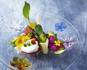 【Weekday/WEB limited】「Menu Saveur」 3 dishes menu