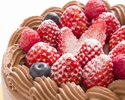 角型チョコレートケーキ・・・30cm(20~22名様)