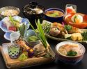 【個室】5月のおすすめ会席料理「 皐月会席 」 6,600円(税サ込)