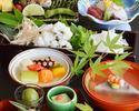 【個室】6月のおすすめ会席料理「 水無月会席 」 6,600円(税サ込)