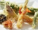 [Tempura dinner] Chef's Tasting C course