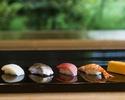 寿司コース「矢立」