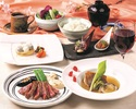 【レディースランチ【土日祝日】】オーストラリア産牛フィレ・魚料理他全9品