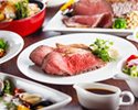 ●【Limited Number of Seat Offer】Weekdays Lunch Buffet w/ 1 Soft Drink 13:45- 2,800 yen