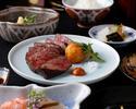 【掘り炬燵個室】ステーキ御膳 4,800円