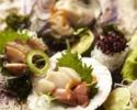 活きたタラバ蟹を余すことなく堪能できる【活けたらば蟹と鮑ステーキのコース】(ディナー)
