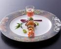 Chef's choice Kaiseki course 10,000 yen