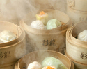 Dim Sum lunch - authentic Hong Kong dim sum nurses [popular among women] Jikiden ~