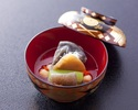 Chef's choice kaiseki course 15,000 yen