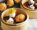 【Official website Weekday Preorder-Only】 Dim Sum Set + Kawaii Dim Sum