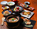 ◆歓送迎会・各種ご宴会に! ニホンバシ 旬菜コース◆2.5時間飲み放題付き ※4月1日~