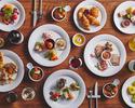 ステーキやスイーツも食べ放題★100種類 ランチブッフェ
