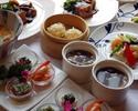 【土曜日限定】フカヒレ・担々麺入りコース3850円