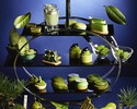 ● (~5/31)【Online Booking Exclusive】Afternoon tea set -Matcha-(Weekdays)