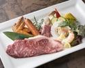 土日祝日【オープンテラスBBQ】国産牛リブロース肉などをご堪能!      120分フリードリンク付き