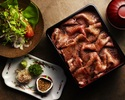 """Online limited special price"" Wagyu And Rice Box(130g)+ 1drink"